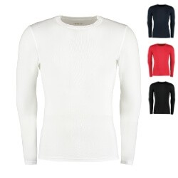 Base layer compressie shirt