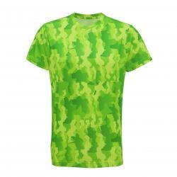 BQ camo performance Dri® shirt heren