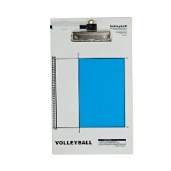Coach clipboard volleybal