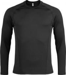 Base layer thermo compressie shirt