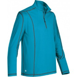 Stormtech Phoenix performance fleece heren met 1/4 rits