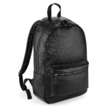 Backpack lederlook 18L