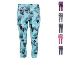 BQ Colors dames 3/4 performance legging