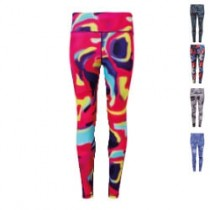 BQ Colors dames performance legging