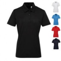 BQ performance Dri® polo dames