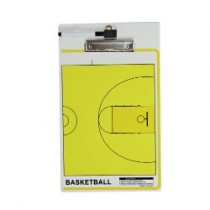 Coach clipboard basketbal