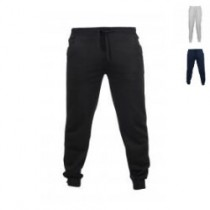 Heren joggingbroek met manchetten