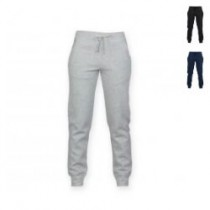Junior joggingbroek met manchetten