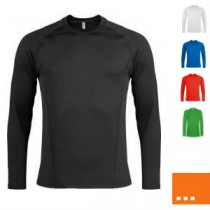 Base layer junior thermo compressie shirt