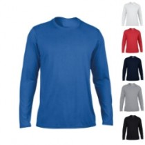 Performance shirt heren lange mouw