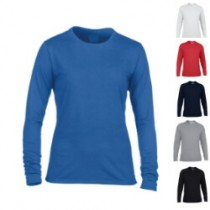 Performance shirt Dames lange mouw